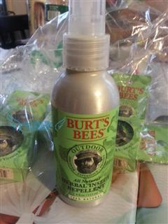 夏天必备美国小蜜蜂柠檬草防蚊液(香茅驱蚊)成分安全婴儿孕妇放心