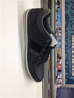 [包邮包税]Skechers Relaxed Fit系鞋带男士休闲鞋