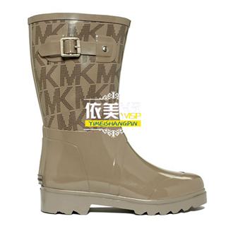 MICHAEL Michael Kors Shoes, Logo Mid Rainboots  100