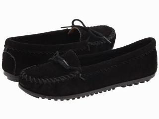 USA 小妖 美国代购 迷你唐卡Minnetonka Skimmer Moc休闲平底鞋