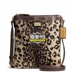 美国代购 COACH 49729 麦迪逊系列保温新款斜挎 休闲 女女背包