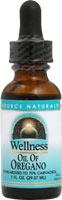 免运费!包美国直邮Source Naturals天然牛至油滴剂 顺势疗法 1oz