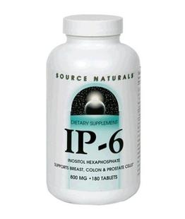 免运费包美国直邮Source Naturals IP6 防癌抗癌提高免疫力 180粒