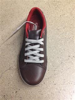 [包邮包税]Skechers Relaxed Fit带气孔系鞋带男士休闲鞋