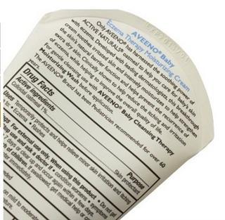美国直邮 Aveeno Baby艾维诺 宝宝湿疹治疗保湿乳霜 燕麦精华