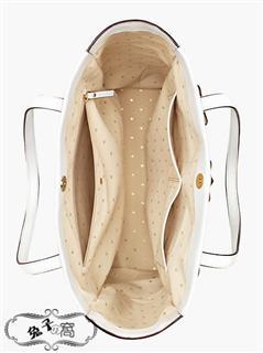 美国直邮【Kate Spade】小蝴蝶结软牛皮手提单肩包-pxru4089