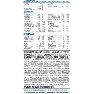 【代购直邮】美国本土雅培金盾有机奶粉Similac一段658g6罐起拍