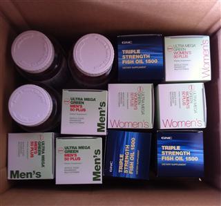 美国GNC 健安喜 儿童复合维生素水果口味软糖 120粒