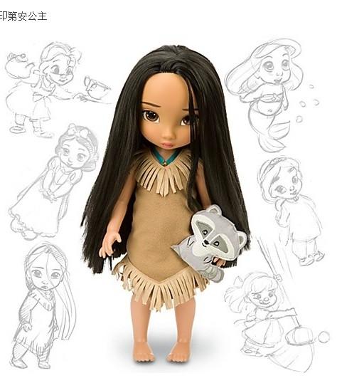沙龙娃娃限量款木兰